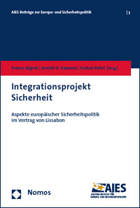 Aies Publikationen 2011 Integrationsprojekt Sicherheit Aies Wien